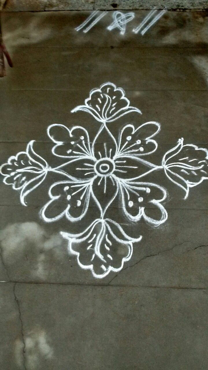 Beautiful Rangoli Designs Kolam Designs Simple Rangoli