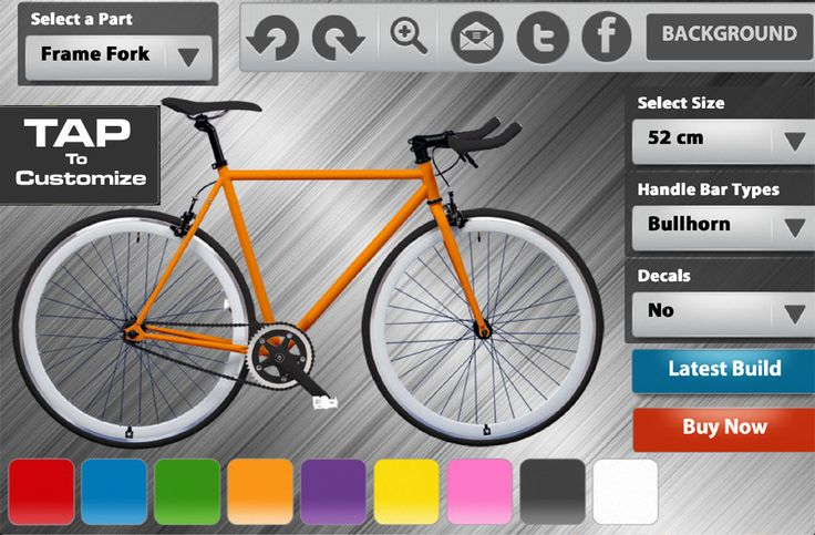 Single Speed Bikes and Fixies    Commuter bikes are probably best known for their uniqueness and variety. You will see fixed gear bikes in the city with drop handlebars, but you will also see fixies and singlespeeds with flat handlebars and with or without brakes. Whatever your style is, Big Shot Bikes lets you express yourself with your own custom bike. Build one today and join the single speed revolution.