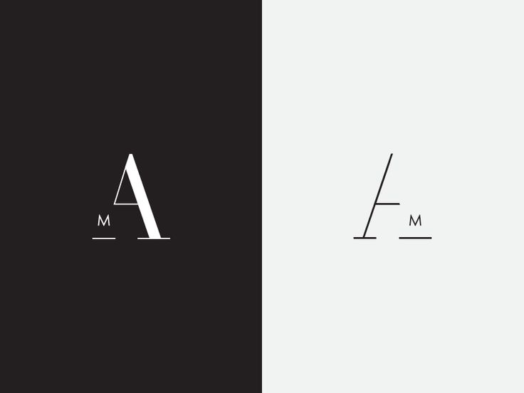 a.m. . saturdaystudio . #logodesign