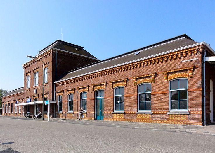 Monumentera - Locatie - Station Delfzijl