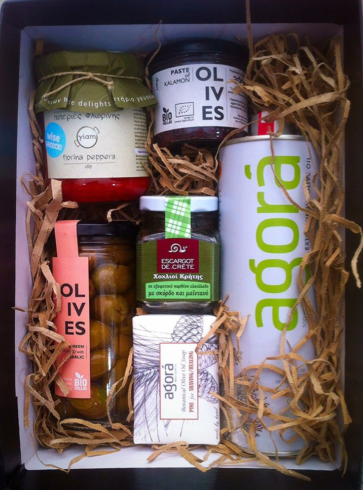Christmas Hampers with gourmet and premium olive-products. We are glad to offer you a huge variety of gourmet hampers with olive products from Greece, for dispatches around the world. Select your f...