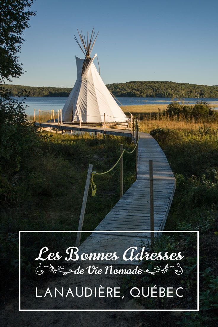 Envie de vous évader dans la nature, à quelques pas de Montréal? J'ai eu l'opportunité de découvrir la très belle région de Lanaudière en ce début d'automne. Elle a su charmer tous mes sens!