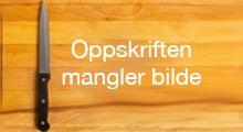 Biff og spinat à la Hellstrøm