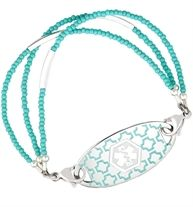 Clearwater Medical ID Bracelet | Lauren's Hope