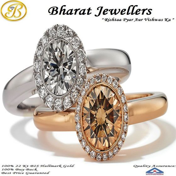 #Certified #Diamond Jewellery And Hallmark #GoldJewellery With 100% 916 Buyback! Visit Us!