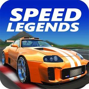 Speed Legends Android Hileli Mod Apk indir