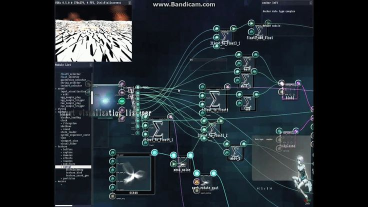 VSXu Artiste - Описание создания музыкальных визуализаций в модульном конструкторе на основе OpenGL  https://www.youtube.com/watch?v=sU1ZXMdowhI  #VSXuArtiste #Визуализации #КомпьютернаяГрафика #CGI #OpenGL #Visualisation #DemoScene #Демосцена #Vsxu #Music #Visualizer #Artiste #Audio #Vovoid #Live #Tutorial #VovoidVsxu #Dnb #Guide #Graphics #Graphical #Beats #Realtime #Electronic #Controls #Blob #Star #Shape #Rectangle #Particles #Noise #Free #UnitySoftware #Liveset #Psychedelic #Visuals #3d…