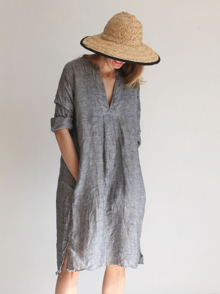 CP Shades Isobel Tunic - Charcoal