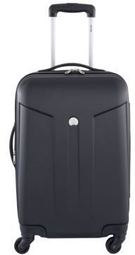 Delsey Comete Four-Wheel System Carry-On Suitcase