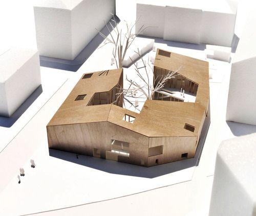 'forfatterhuset kindergarten' by LETH & GORI + EMA
