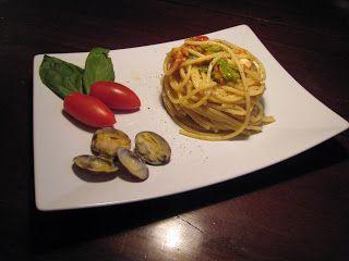 Tra Pignatte e Sgommarelli: Le mie ricette - Vermicelli di mare e di terra