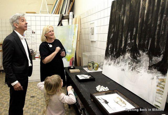 wien artblog: Opening atelier bijna een jaar geleden