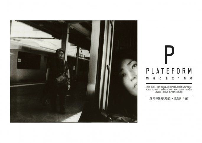 NUMÉRO 57 - PLATEFORM magazine