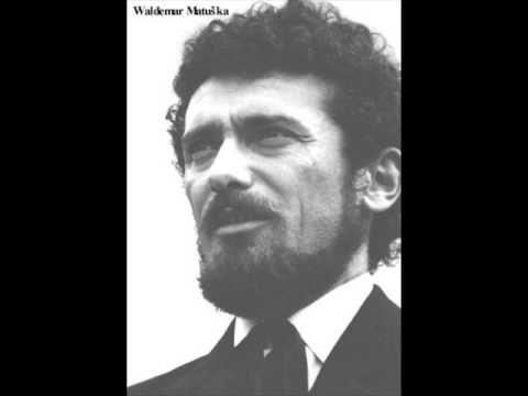 Barborka, Waldemar Matuška