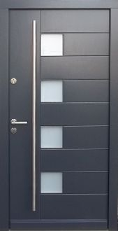 Modern Exterior Metal Doors best 25+ entry doors ideas on pinterest | stained front door