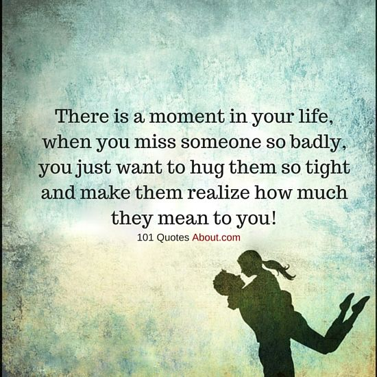 7 Best Hugs Quotes Images On Pinterest