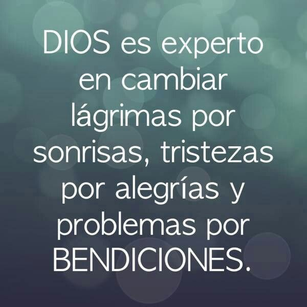 Dios es experto
