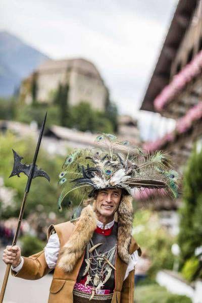 Stilvoll, köstlich, sportlich: Herbst in Schenna, Südtirol