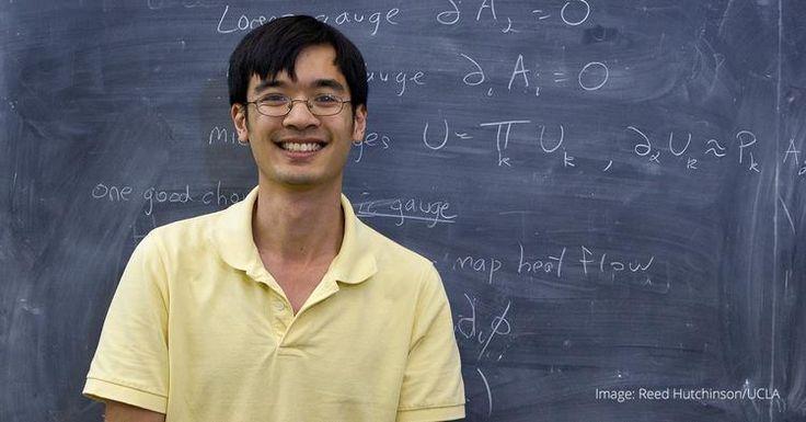 "Terence Tao is the ""Mozart of Math"" | @curiositydotcom"