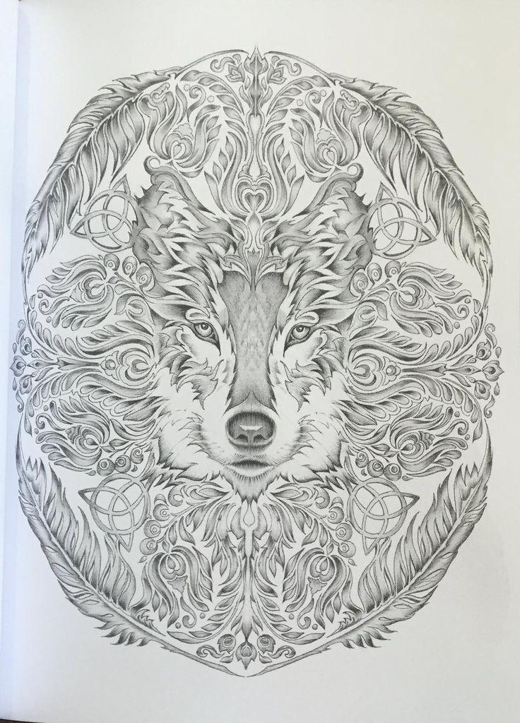 Colour My SketchBook 3: Greyscale colouring book (Volume 1): Bennett Klein…