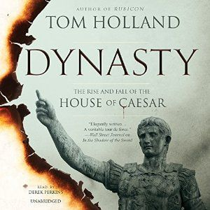 Author and historian Tom Holland returns to his roots in Roman history and the audience he cultivated with Rubicon - his masterful, witty, brilliantly researched popular history of the fall of the Roman republic - with Dynasty, a luridly fascinating history of the reign of the first five Roman emperors. Dynasty Audiobook #Audible