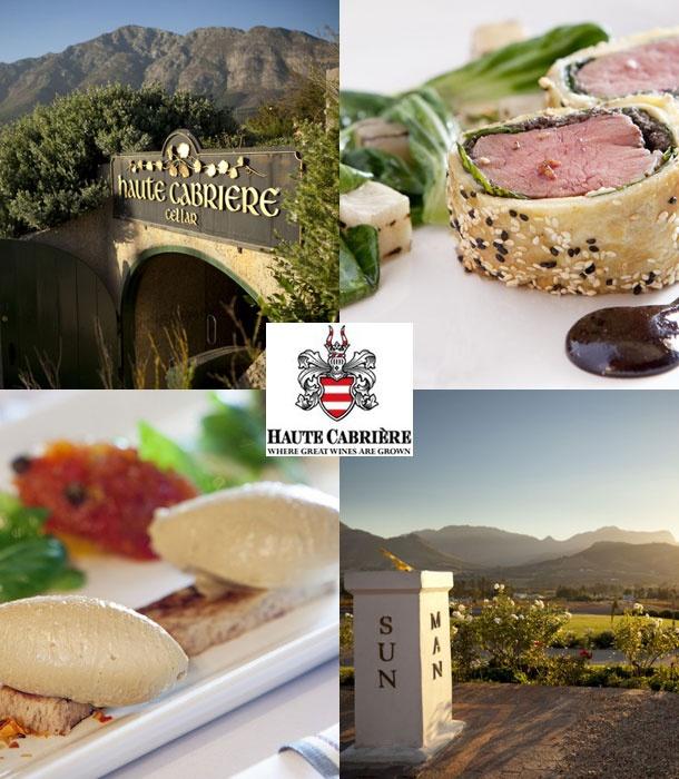 Haute Cabriere- 5 minutes from La Clé des Montagnes - 4 luxurious villas on a working wine farm