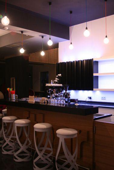 Bar design. Do you like interesting design? Go to: http://designersko.pl