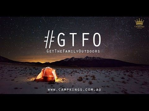 The CampKings Crew made a TRIP CLIP of their amazing overnight #GTFO adventure to Wheeny Creek Campground #CampKingsMovies #TRIPCLIP #GTFO #GetTheFamilyOutdoors #CAMPAKIT