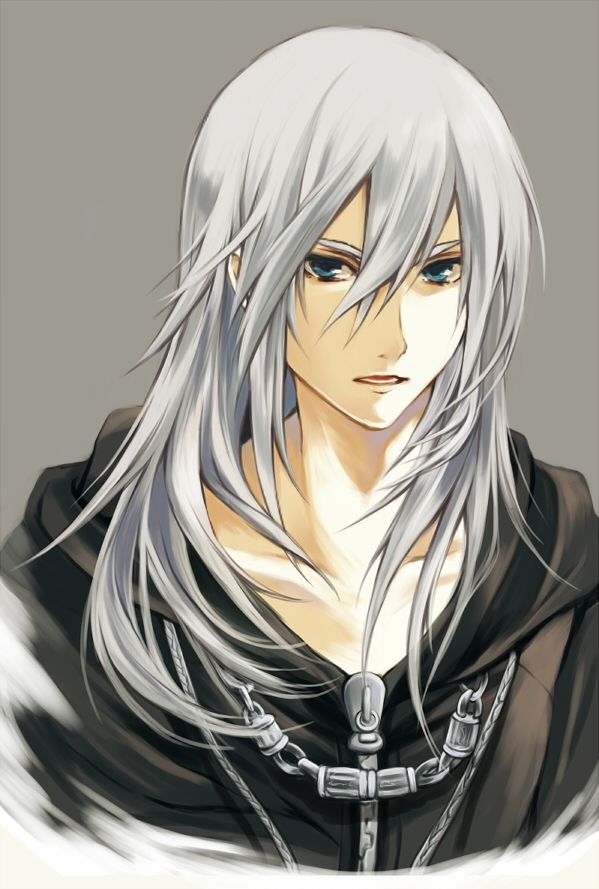 Janne1230, SQUARE ENIX, Disney, Kingdom Hearts II, Kingdom Hearts, Riku (Kingdom Hearts)
