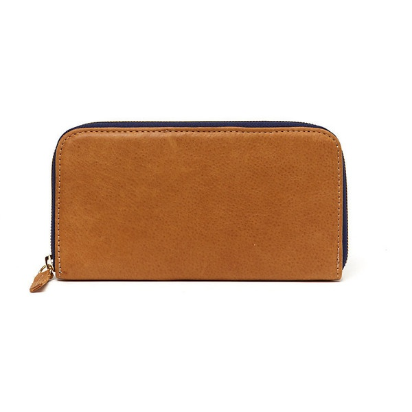 CLARE VIVIER Long Zip Wallet ($198) ❤ liked on Polyvore