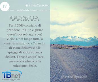 Il #TravelTips2015 di The Girl with the Suitcase è la #Corsica - Google+ di Silvia Cartotto.