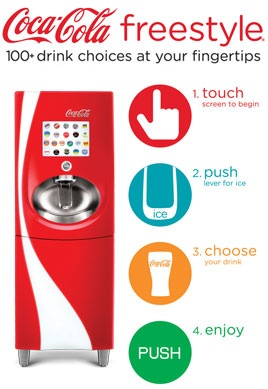 100 drink choices at your fingertips!!: Buffet