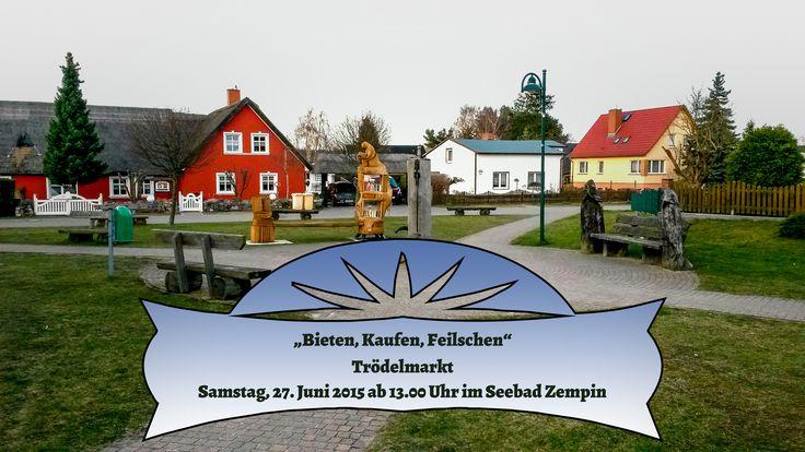 #Trödelmarkt am 27. Juni 2015 ab 13.00 Uhr im #Seebad #Zempin  http://www.exklusiv-usedom.de/blog/troedelmarkt-in-zempin.html?utm_content=bufferfd264&utm_medium=social&utm_source=pinterest.com&utm_campaign=buffer