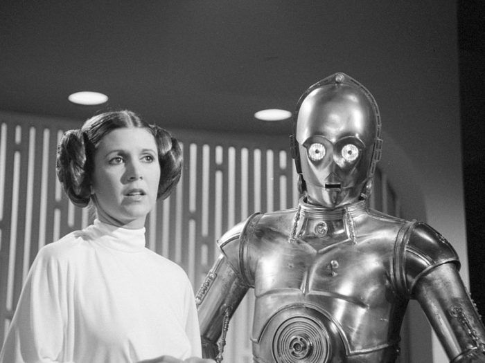 "13 iconic Princess Leia quotes from ""Star Wars"" that will last forever-- In honor of our beloved Princess Carrie Fisher. May the force be with her always RIP"