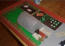 Image result for air raid shelter model