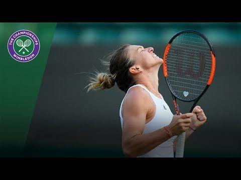 Simona Halep se califica in turul III la Wimbledon dupa un meci cu multe emotii - Jurnal de Craiova