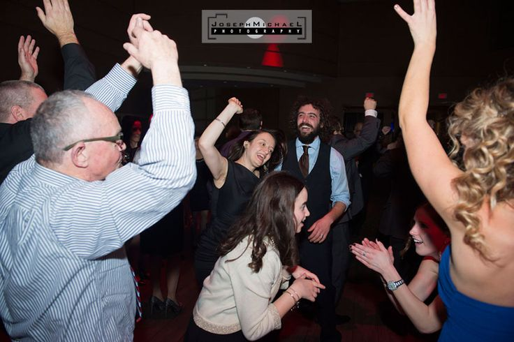 Paramount Conference & Event Venue Wedding Reception, Party on the dance floor, hands flying all over the place, fun dance floor, Dancing in the GTA