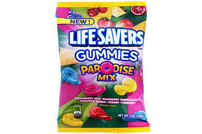 lifesavers gummies | Life Savers Gummies Paradise Mix | Żelki/Gumy