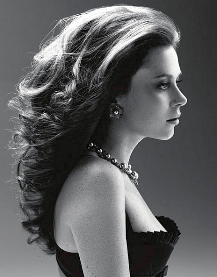 Anna Friel - love the lighting