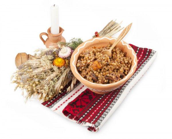 В Крещенский сочельник принято готовить голодную кутью
