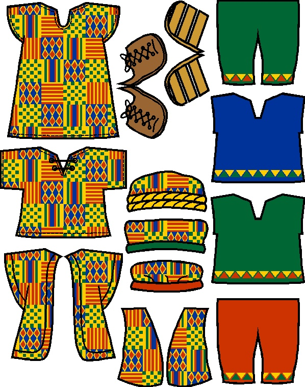 African outfits
