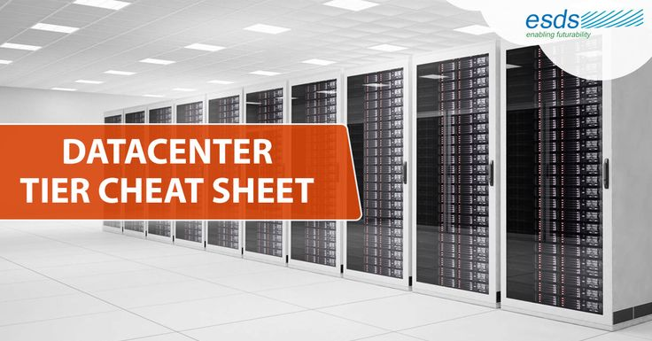 #Datacenter Tier Cheat Sheet  Check out our #infographics which clearly explains the #TierClassification of Datacenter depending on the key #features.  #datacenters  #tech #infographic