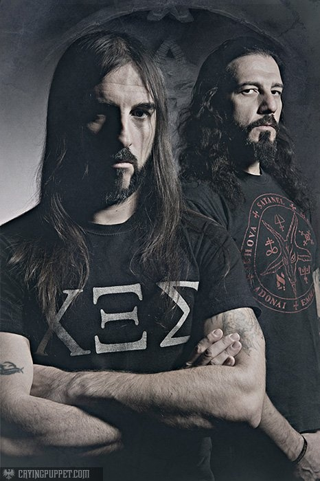 Rotting Christ - Biography, Discography, Gallery, Lyrics, Tabs, Videos, Interviews, Reviews