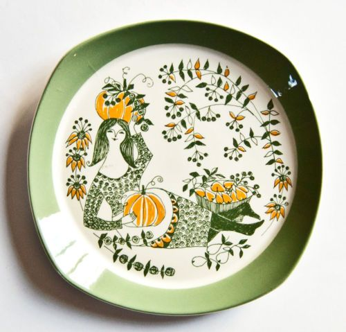 Figgjo Norway Sicilia Fruit Plate 1 Turi Design | eBay