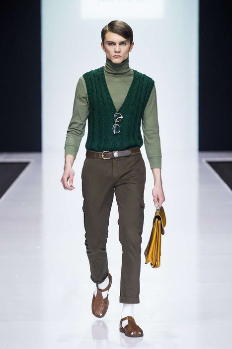 The Kravets A/I 2017  Mosca Menswear