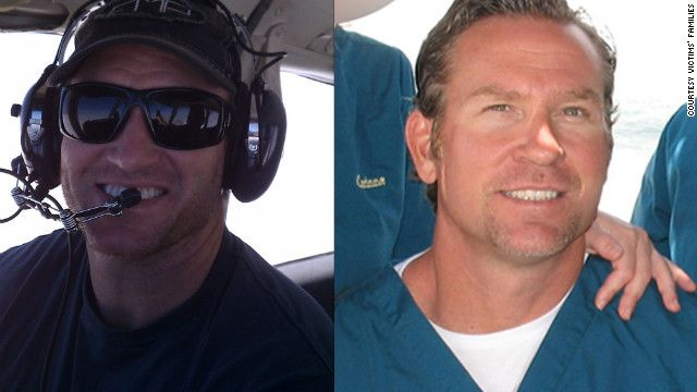 Glen Doherty, left, and Tyrone Woods died in the attacks on the U.S. Consulate in Benghazi, Libya.  Asked for help three times, told to stand down. They did not. These gentlemen are the definition of what our country stands for.