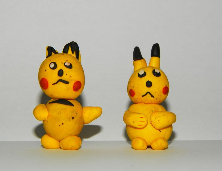 Pokemon playdough