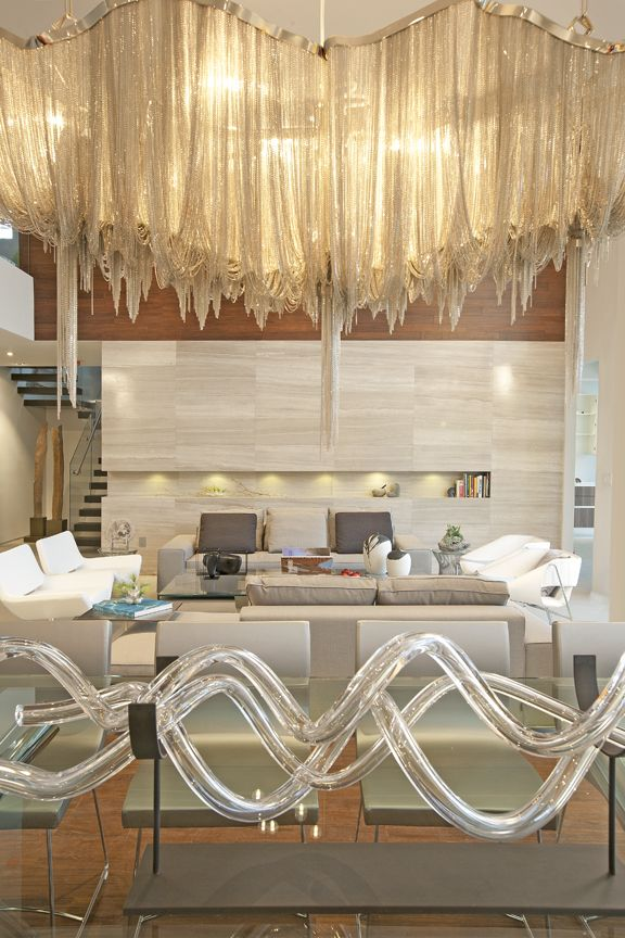 DKOR Interior I Miami Modern Home Design Project In FL Atlantis Light