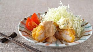 Create Eat Happy :): How to Make Ebi Katsu (Prawn/Shrimp Cutlet) - Vide...