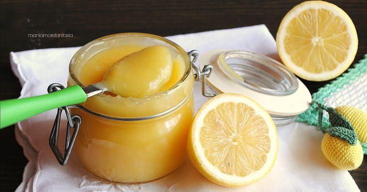 """Lemon+curd,+la+crema+al+limone+più+""""limonosa""""+che+c'è!"""